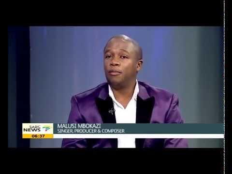 Malusi Mbokazi on his debut album titled