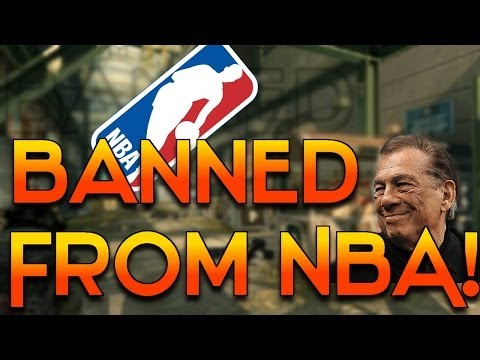 Donald Sterling Gets Banned for Life!