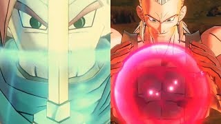 Dragon Ball XENOVERSE 2 - Tapion/Android 13 Gameplay Trailer | Switch, PS4, X1, PC