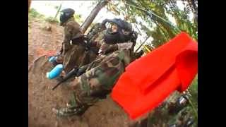 Skirmish Bristol Paintball Woodland Maddness