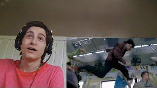 Best Action Scene Ever (Enthiran, Robot Hindi) Reaction