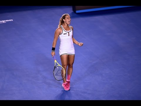 Hot Shot: Dominika Cibulkova - Australian Open 2015