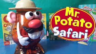 Mr Potato Safari Juego - Juguete Playskool