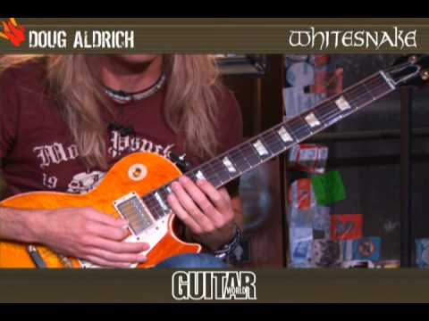 Doug Aldrich - Betcha Cant Play This