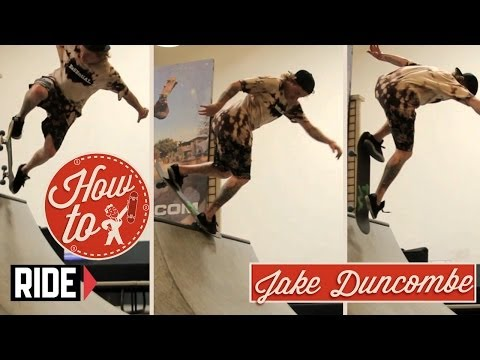 How-To Skateboarding: Backside Noseblunt with Jake Duncombe