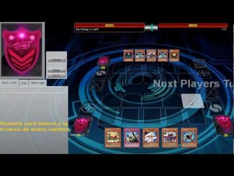 Tutorial: YGOPRO - parte 1: Descargar y personalizar. + (SKINS de cartas)