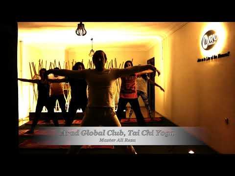 Yoga Workout, Tai Chi Yoga, Master Ali Reza, Arad Global Club, Eskişehir Yoga Merkezi