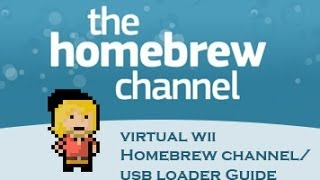 [TUTORIAL] Wii U Homebrew And USB Loading (Virtual Wii, Any Firmware! Current FW: 5.5.2x)