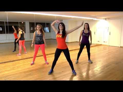 【ダイエット ダンス動画】Zumbaフルクラスのトレーニング – フルビデオ  – Längd: 29:03.