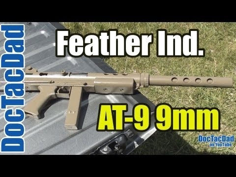 Feather Industries AT-9 - 9mm Carbine