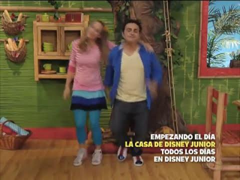 La Casa de Disney Junior  Empezando el Día