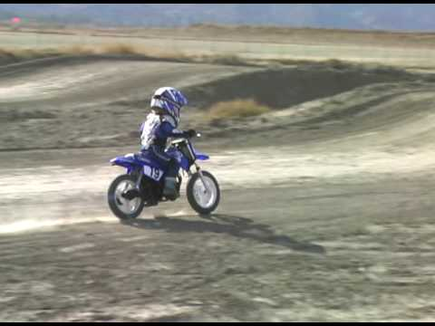 3 Year Old Motocross Phenom