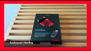Audioquest Jitterbug USB Filter Review