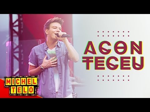 Michel Teló ACONTECEU VIDEO OFICIAL