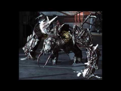 Dead Space Brute Necromorph Sounds HD