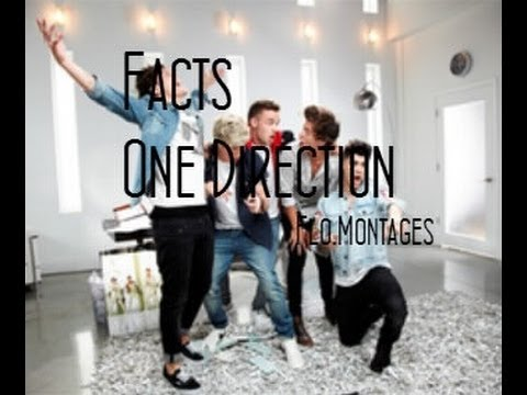 One Direction Fact Partie 2 (Francais)