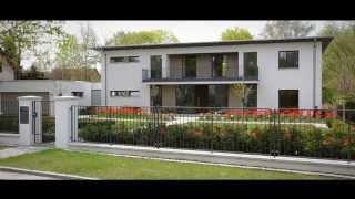 Immobilienvideo Mit Drohnen-Aufnahmen - Villa In Birkenwerder