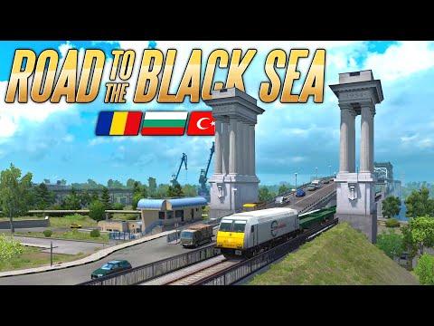 Euro Truck Simulator 2  - Road to the Black Sea   Toast