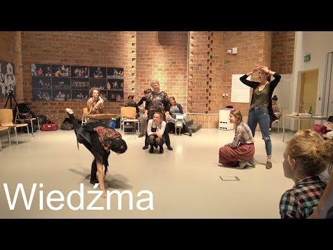 Wiedźma - Zabawa Dla Dzieci (Podlasie)