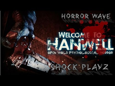 SHOCK PLAYZ Welcome To HANWELL Open World Horror (PS4) Walkthrough