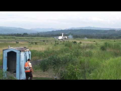 Landing Bae Star Peru en Tarapoto