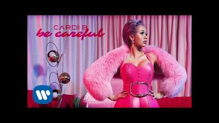 Download Lagu Cardi B - Be Careful [Official Audio] Gratis STAFABAND