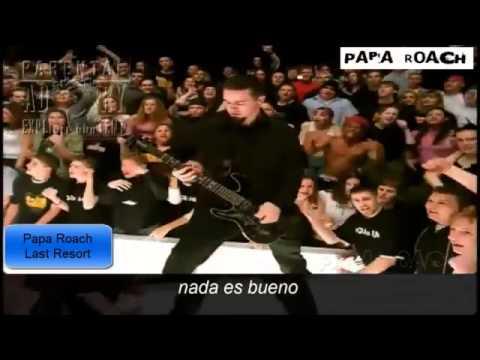 Papa Roach - Last Resort ! video