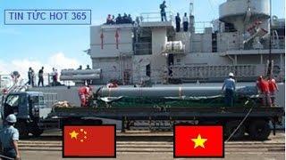 Tin mới nhất biển Đông - Trung Quốc phát hoảng nếu Việt Nam có vũ khí này