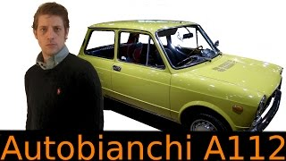 How to buy a Classic Car - Autobianchi A112 Elegant