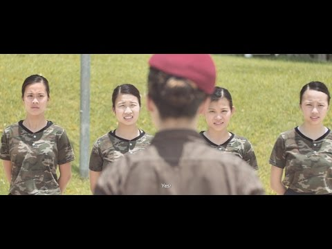 If girls were the ones who serve army - a Butterworks short film thumbnail