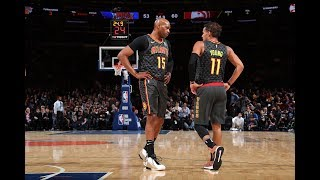 Vince Carter Put On A Show At Madison Square Garden