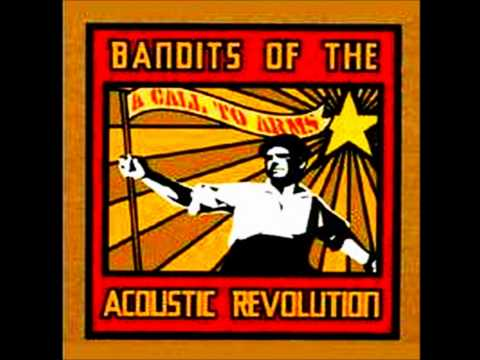 Bandits Of The Acoustic Revolution - They Provide The Paint For The Picture-Perfect Mas