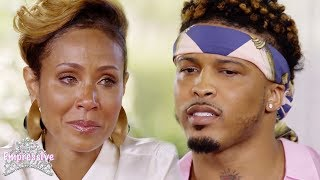 August Alsina opens up about his battle with addiction on Jada Pinkett Smith