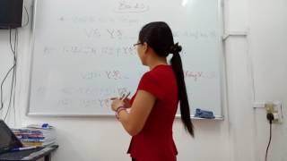 Học tiếng Nhật cùng Loan Rotary - Minna bài 23