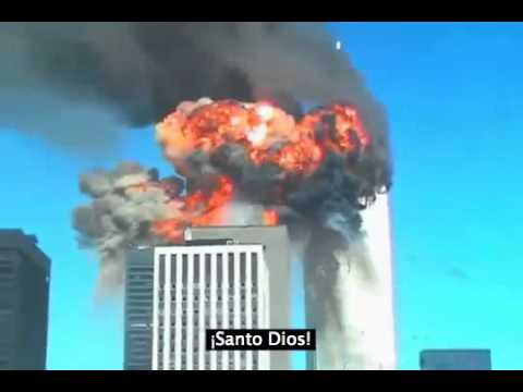 Difunden un video inédito del ataque a las Torres Gemelas