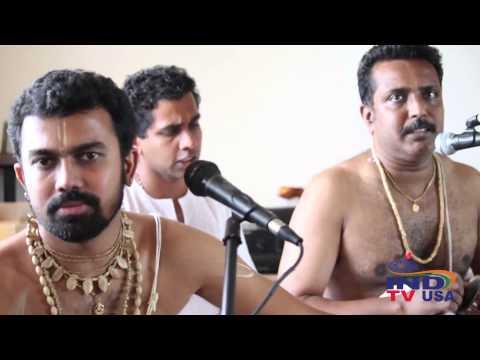 Kadayanallur Rajagopal Bhagavathar - Sri Radha Kalyanam & DivyaNamam (9/21/2013) BALAJI TEMPLE