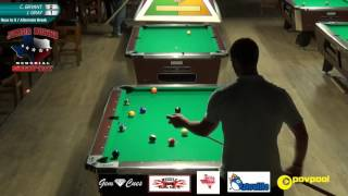 #8 - Charlie 'Hillbilly' BRYANT vs Joey GRAY - Norris 8-Ball • 2017