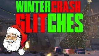CoD4 Remastered NEW Winter Crash GLITCHES