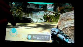 Sony Tablet S - 3D Gaming