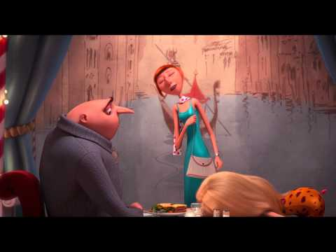 Despicable Me 2 Gru's Date With Lucy video
