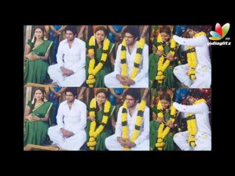 Arya gets Married to Amala Paul ! | Hot Tamil Cinema News