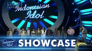FINAL RESULT - SHOWCASE 2 - Indonesian Idol 2018