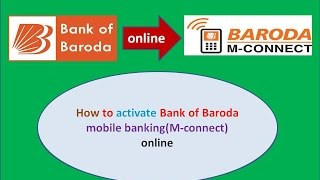 download lagu How To Activate Bob Mobile Banking M-connect Online .. gratis