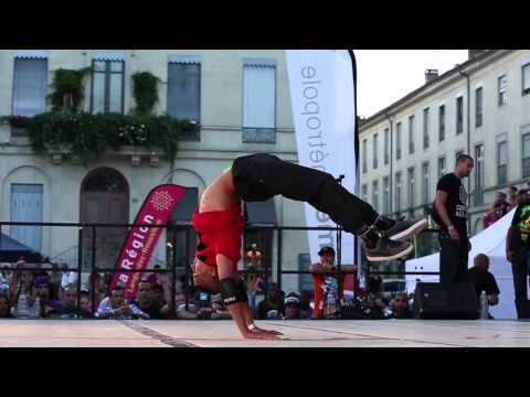 BATTLE OF THE YEAR France 2012 - Battle One vs One & We B*Girlz Battle 2 vs 2 - TEASER OFFICIEL