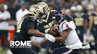 The Texans Need To Protect Deshaun Watson | The Jim Rome Show