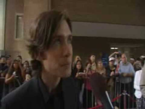 Cillian Murphy TIFF2006 red carpet interview
