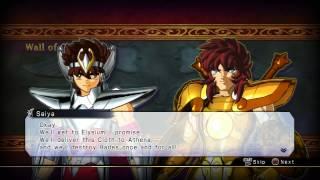 Saint Seiya Brave Soldiers: Hades Arc [ENGLISH] - Episode 45