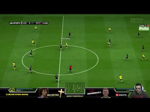 FIFA 14 |De Cachondeo| Minitorneo Grupo D Mundial Brasil