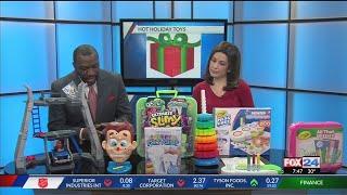 FOX 24 News at &: Hot Holiday Toys