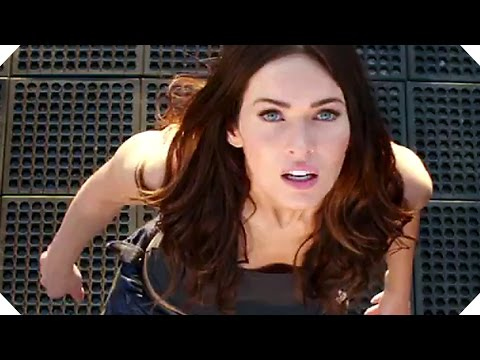 Teenage Mutant Ninja Turtles 2 International TRAILER (Megan Fox + Krang - 2016)